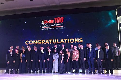 29 Indonesian businesses win SME100 Awards as 'Fast Moving Companies 2019'