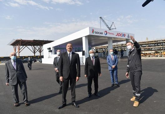 The future of Azerbaijan is closely linked to SOCAR Corporation