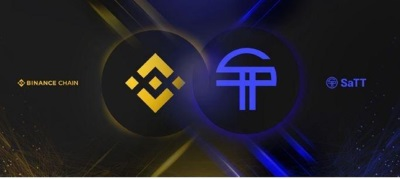 SaTT代币在Binance DEX上市,这是Uniswap以来第二个去中心化交易所