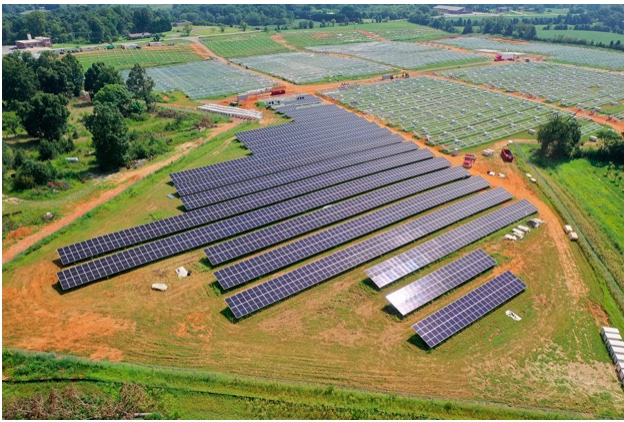 Mitsubishi Heavy Industries and Osaka Gas Acquire Clean Energy Solution, Brighter Future Solar Project