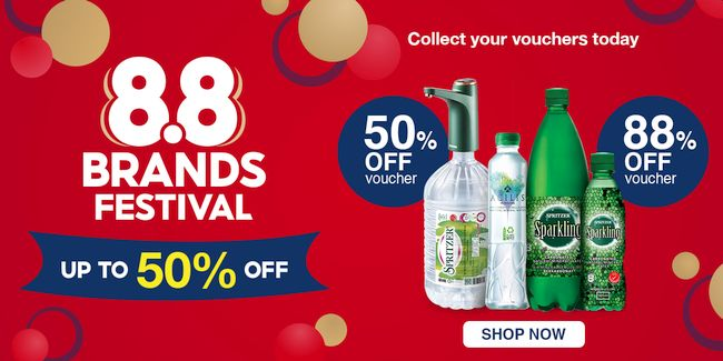 Spritzer Malaysia Offers Exclusive Promotions to Quench Thirst on Hot Days