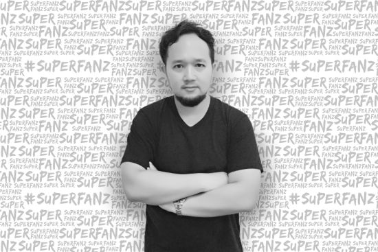 Superfanz Launched in Vietnam with Top Actors and Live On