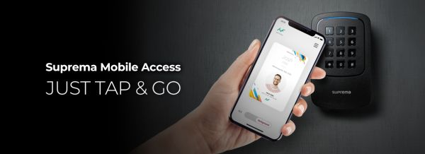 Suprema launches Suprema Mobile Access contactless solution
