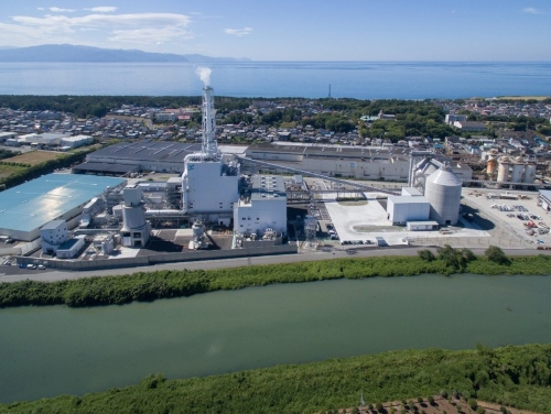 Mitsubishi Corporation: Dedicated Biomass Power Generation at Suzukawa Energy Center