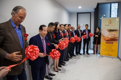 The third TDMall in the world opened in Sydney, Australia