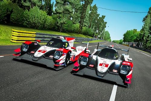 TOYOTA GAZOO Racing to Make Virtual Le Mans Debut