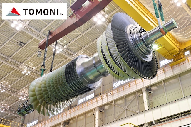 Mitsubishi Power's TOMONI Intelligent Digital Solutions Adopted for Unit 1 of the Joetsu Thermal Power Station in Niigata Prefecture