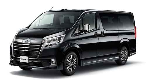 "Toyota to Launch New Model ""Granace"" in Japan"