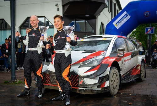 TOYOTA GAZOO Racing Rally Challenge Program