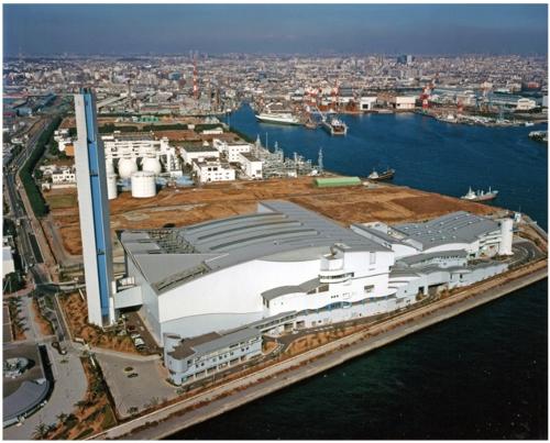 MHIEC Receives Order to Refurbish the Tsurumi Plant in Yokohama, Kanagawa Prefecture