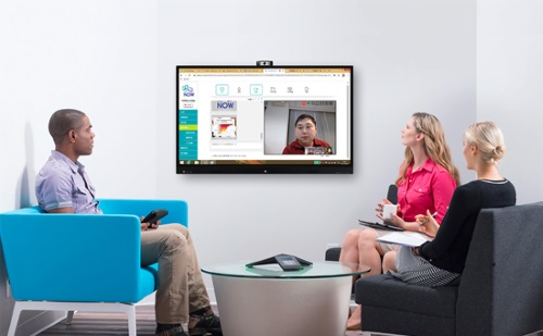 S-Cube Smartboard with UC.NOW Meeting Software Launched for 'Work-At-Home' 'Minimal In-Person Meetings' Needs