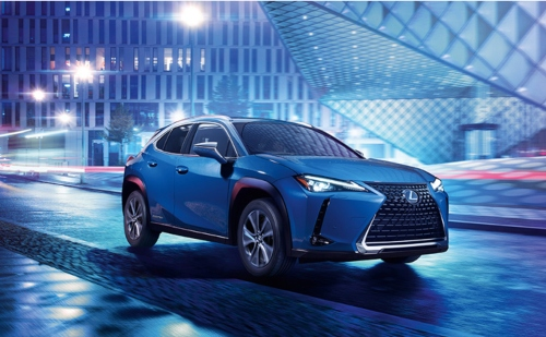 World Premiere of Lexus' First EV, the UX 300e