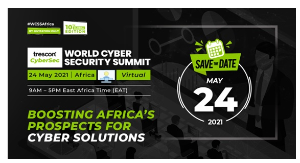 Cyber Security Visionaries to Gather at #WCSSAfrica to Define, Describe, and Forecast the Market