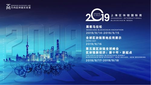 Shanghai International Blockchain Week 2019 unfolds in September