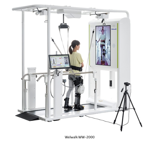 Toyota Refines Rehabilitation Assist Robot and Launches New Welwalk WW-2000