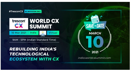 Top CX Leaders from India are Gathering Virtually to Discuss the Roadmap for Rebuilding India's Technological Ecosystem
