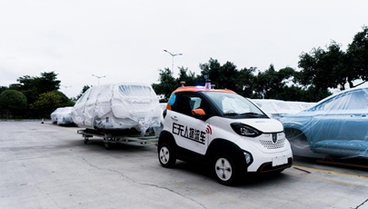 Developing the Intelligent Commercial Vehicle Business Jointly with a Strong Partner, Wuling Motors Will Have a Promising Future