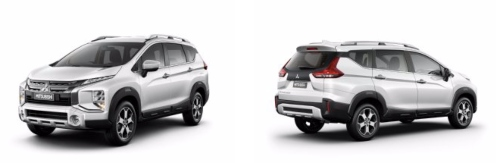 MITSUBISHI MOTORS Introduces XPANDER CROSS
