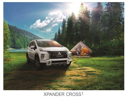 MITSUBISHI MOTORS Launches the All-New Crossover XPANDER CROSS in Vietnam