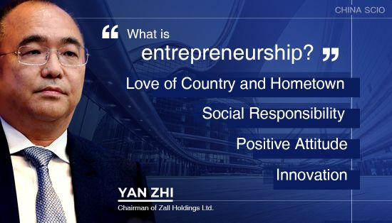 Yan Zhi: Promote the Entrepreneurial Spirit in Global Expansion