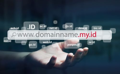 my.id Domain Name Available Starting From US$1