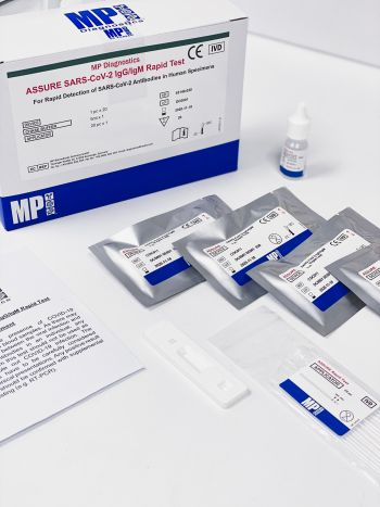 MP Biomedicals and A*STAR Co-Develop Rapid Antibody Point-of-care Test Kit for SARS-CoV-2