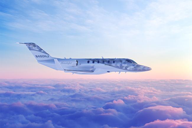 Honda Aircraft Company Unveils HondaJet 2600 Concept in NBAA 2021