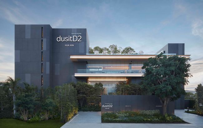 Dusit International expands hotel operations in Thailand with the opening of pet-friendly dusitD2 Hua Hin