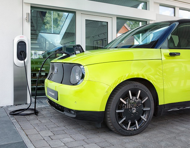 Honda to Introduce First Energy Service for Europe - e:PROGRESS - in the UK