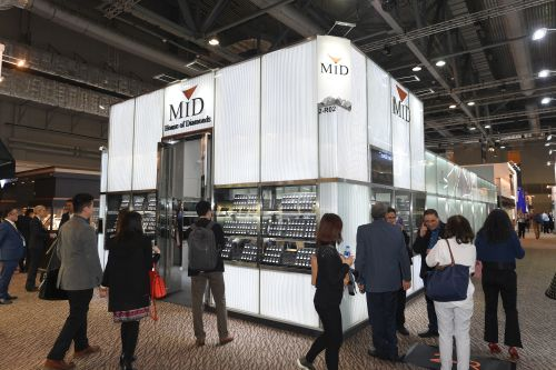 Hong Kong International Diamond, Gem and Pearl Show Opens Today at AsiaWorld-Expo