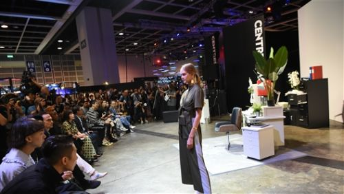 Asia's fashion spectacular CENTRESTAGE opens
