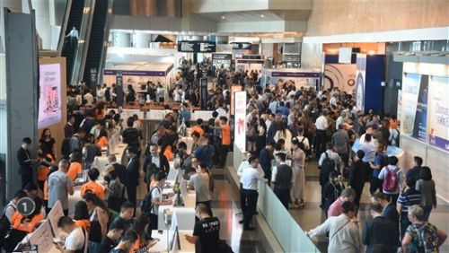 Hong Kong International Optical Fair opens today