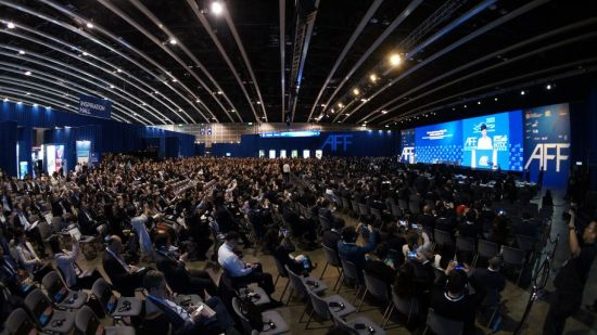 13th Asian Financial Forum opens today