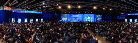 3,500+ finance, business leaders join Asian Financial Forum