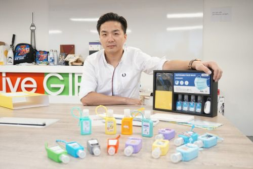 Hong Kong company Matrix Promotion Ltd launched anti-pandemic corporate gift sets during the COVID-19 outbreak, with more than 2.7 million hand sanitisers sold. Using business matching services offered during Spring Virtual Expo, Matrix received orders from a buyer in the United States for a total of 120,000 surgical masks and 1,000 thermometers.