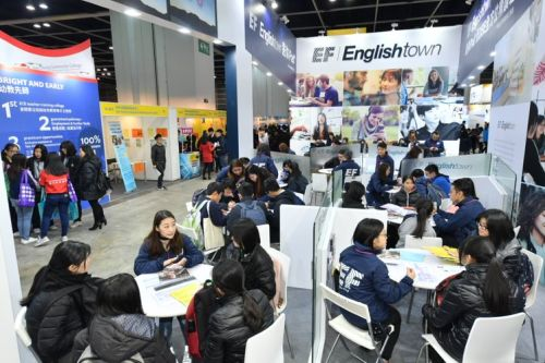 The 30th HKTDC Education & Careers Expo features four career theme days, highlighting the development and employment opportunities in different industries each day.