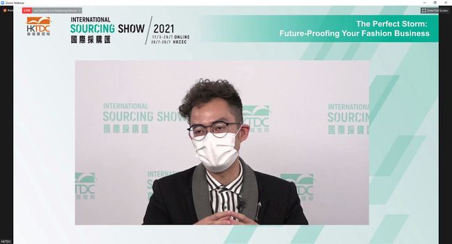 HKTDC International Sourcing Show: Fashion industry experts reveal post-pandemic moves