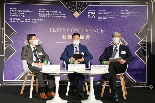 HKTDC twin international jewellery shows open in July