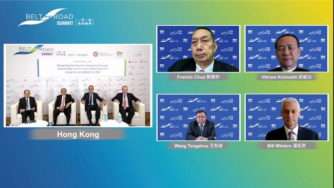 Sixth Belt and Road Summit to be held online in September