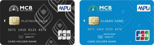 Myanmar Citizens Bank to issue MPU-JCB Co-Branded Debit Card in Myanmar