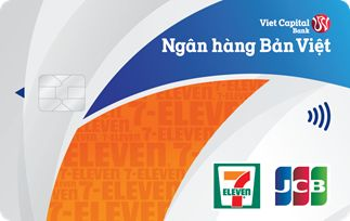 VIET CAPITAL BANK and 7-ELEVEN VIETNAM Launch JCB CARD