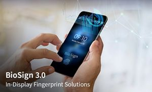 Suprema to showcase AI based in-display fingerprint algorithm and 3D facial recognition solution at MWC 2018
