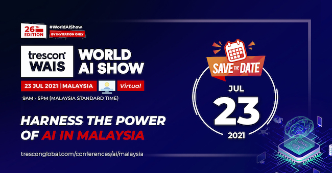 Top Tech Leaders to Convene to Drive the Adoption of AI in Malaysia
