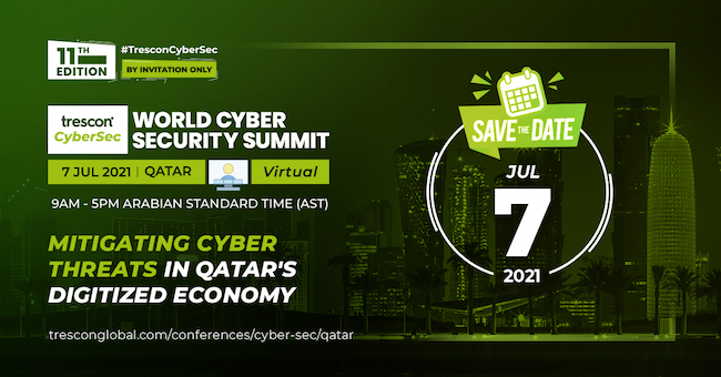 Trescon's WCSS to shed light on how to protect Qatar's digital economy from cyber threats and vulnerabilities