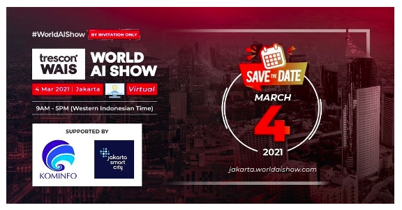 AI experts, thought leaders, and early adopters from South-East Asia to gather at World AI Show - Jakarta