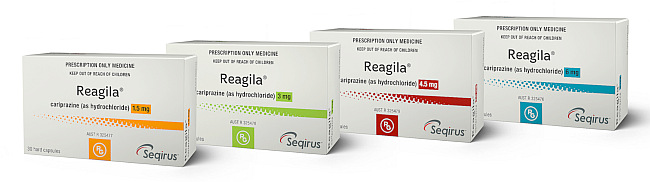 New treatment option for schizophrenia - Reagila(R) - listed on PBS this week