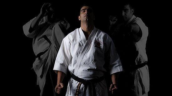 Mohammad Reza Goodary, Tri-Martial Arts World Champion