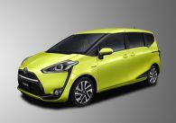 New Toyota Sienta Shows the Sporty Side of Minivans