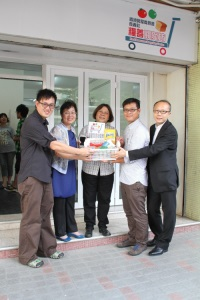AEON Stores Donates Food to Food Resources Recycling Centre