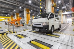 ATAL Participates in Building First-of-its-kind Automated Vehicle Examination Complex